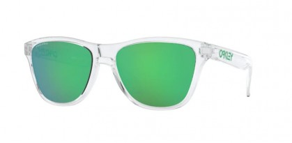 Oakley FROGSKINS XS 0OJ9006 900618 Polished Clear - Prizm Jade