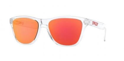 Oakley FROGSKINS XS 0OJ9006 900619 Polished Clear - Prizm Ruby