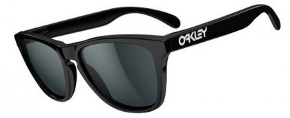 Oakley 0OO9013 FROGSKINS 24-306 Polished Black - Grey