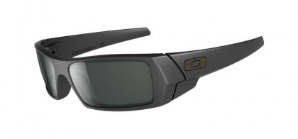 Oakley LIFESTYLE 0OO9014 GASCAN 03-473 Matte Black - Grey