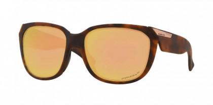 Oakley REV UP 0OO9432 943210 Matte Brown Tortoise - Prizm Rose Gold Polarized