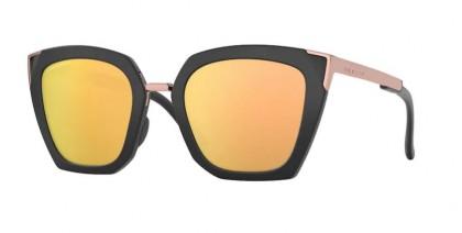 Oakley SIDESWEPT 0OO9445 944504 Velvet Black - Prizm Rose Gold Polarized