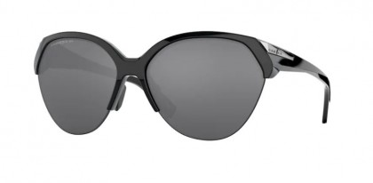 Oakley TRAILING POINT 0OO9447 944704 Polished Black - Prizm Black Polarized