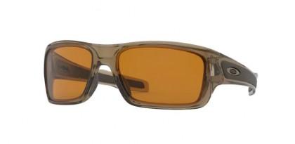 Oakley TURBINE XS 0OJ9003 900302 Brown Smoke - Dark Bronze