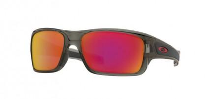 Oakley TURBINE XS 0OJ9003 900304 Grey Smoke - Ruby Iridium