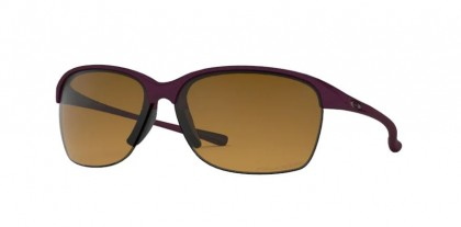 Oakley UNSTOPPABLE 0OO9191 919103 Raspberry Spritzer - Brown Gradient Polarized