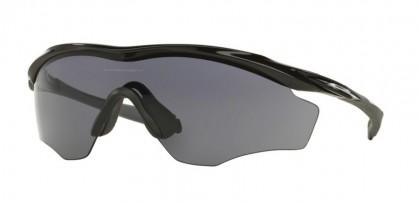 Oakley 0OO9343 M2 FRAME XL 934301 Polished Black - Grey