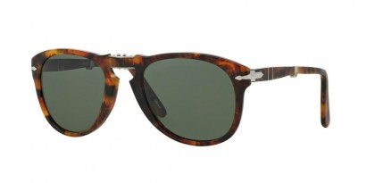 Persol 0PO0714 108/58 Cafe - Green Polarized