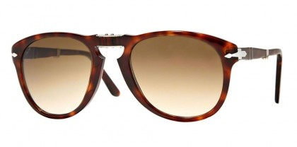 Persol 0PO0714 24/51 Havana - Crystal Brown Gradient