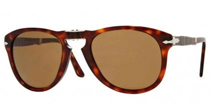 Persol 0PO0714 24/57 Havana - Crystal Brown Polarized