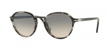 Persol 0PO3184S 1063/32 Spotted Grey Black - Clear Gradient Grey