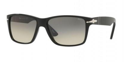 Persol 0PO3195S 104132 Black - Clear Gradient Grey