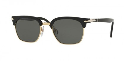 Persol 0PO3199S 95/58  Black - Green Polar