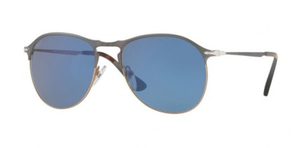 Persol 0PO7649S 107156 Blue Light Brown - Light Blue