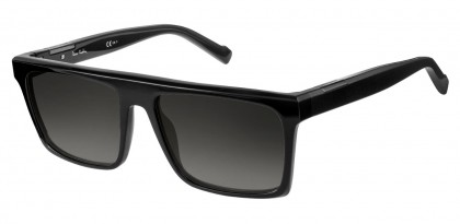 Pierre Cardin P.C. 6200/S 807/9O Black - Grey Shaded