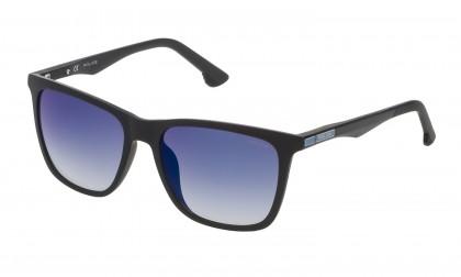 Police SK066 507B Grey Matte - Smoke Gradient Multilayer Blue
