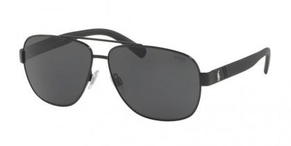 Polo Ralph Lauren 0PH3110 926787 Demishiny Black - Dark Grey