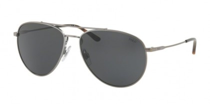Polo Ralph Lauren 0PH3111 933087 Demishiny Gunmetal - Grey