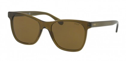 Polo Ralph Lauren 0PH4128 556173 Transparent Olive - Brown