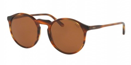 Polo Ralph Lauren 0PH4129 500773 Striped Havana - Brown