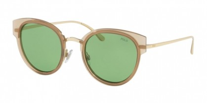 Polo Ralph Lauren 0PH3116 93432 Opalin Beige - Vintage Green