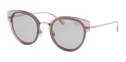 Polo Ralph Lauren 0PH3116 934587 Trasparent Pink - Light Grey
