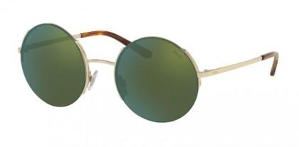 Polo Ralph Lauren 0PH3120 91166R Shiny Pale Gold - Flash Green