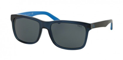 Polo Ralph Lauren 0PH4098 556387 Transparent Blue - Grey Blue