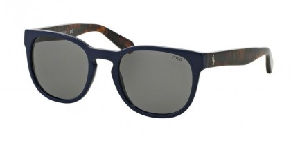 Polo Ralph Lauren 0PH4099 554187 Navy Blue - Light Grey