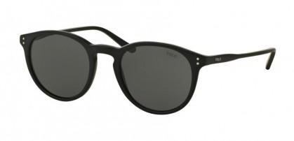 Polo Ralph Lauren 0PH4110 528487 Matte Black - Grey