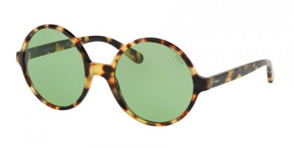 Polo Ralph Lauren 0PH4136 5004/2 Spotty Tortoise - Vintage Green