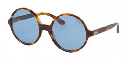 Polo Ralph Lauren 0PH4136 500772 Stripped Havana - Azure