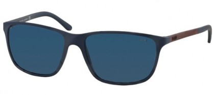 Polo Ralph Lauren CASUAL POLO LOGO 0PH4092 550680 Matte Blue - Blue