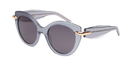 Pomellato PM0004S-003 Transparent Grey - Grey