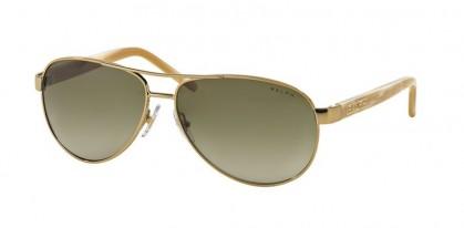Ralph 0RA4004 101/13 Gold Cream - Brown Gradient
