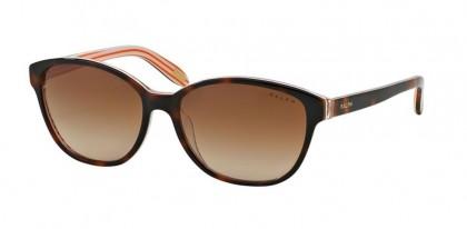 Ralph 0RA5128 977/13 Amber Orange Stripes - Brown Gradient