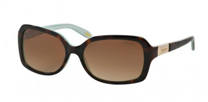 Ralph 0RA5130 601/13 Tortoise Turquoise - Brown Gradient
