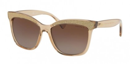 Ralph 0RA5235 1688T5 Beige - Brown Gradient Polarized