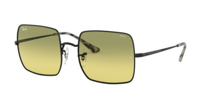 Ray Ban 0RB1971 9152AB SQUARE Black - Photo Yellow Gradient Green