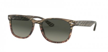 Ray Ban 0RB2184 125471  Grey Gradient Brown - Grey Gradient Dark Grey