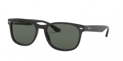 Ray Ban 0RB2184 901/58  Black - Polarized Green