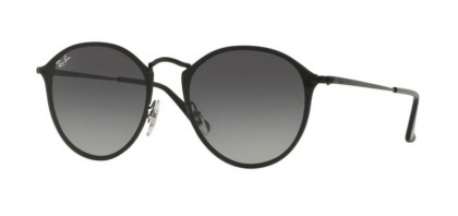 Ray Ban 0RB3574N 153/11 BLAZE ROUND Black - Grey Gradient Dark Grey