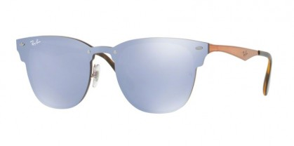 Ray Ban 0RB3576N 9039/1U Bronze - Blue Gray Mirror