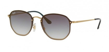 Ray Ban 0RB3579N 91400S BLAZE HEXAGONAL
