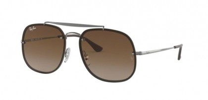 Ray Ban 0RB3583N 004/13  Gunmetal - Brown Gradient