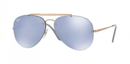 Ray Ban 0RB3584N 9053/1U Copper - Violet Silver