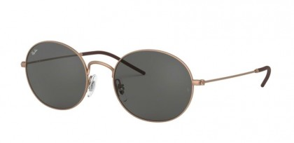 Ray Ban 0RB3594 914687  Rubber Copper - Dark Grey