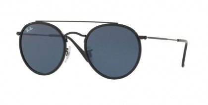 Ray Ban 0RB3647N 002/R5 Black - Grey