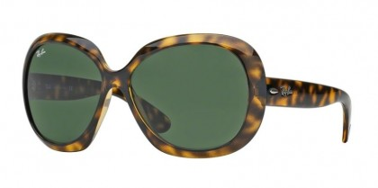 Ray Ban 0RB4098 710/71 JACKIE OHH II Light Havana - Green