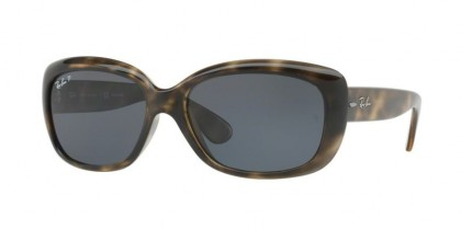 Ray Ban 0RB4101 JACKIE OHH 731/81 Havana Grey - Grey Gardient Brown Polarized